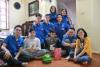 Hoạt động tình nguyện của nhóm thiện tâm