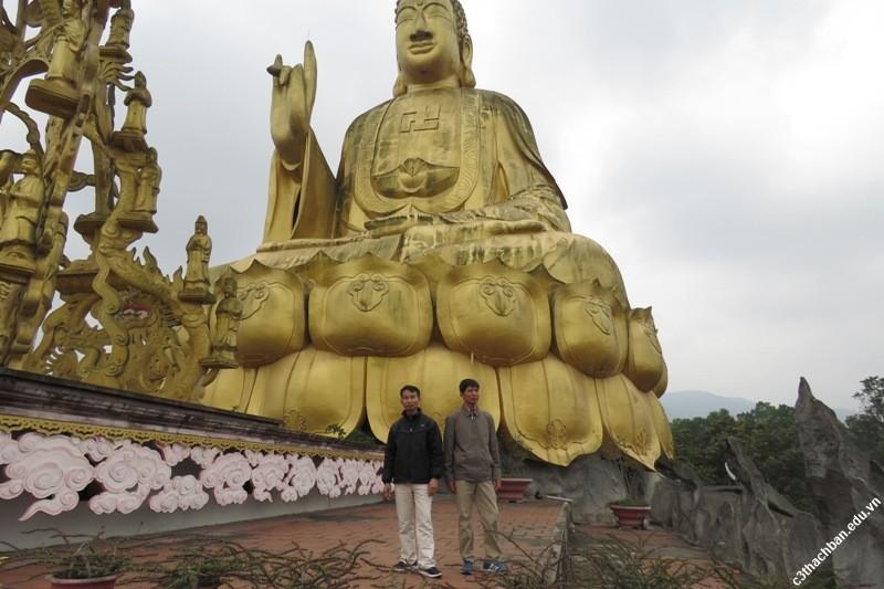 THPT Thạch Bàn - Học tập ngoại khóa, thăm quan Hồ Núi Cốc - 26-03-2016 - c3thachban.edu.vn