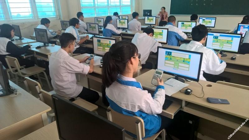 Thi giải Toán qua Internet - Violymic cấp Thành phố Hà Nội năm 2015-2016 - c3thachban.edu.vn