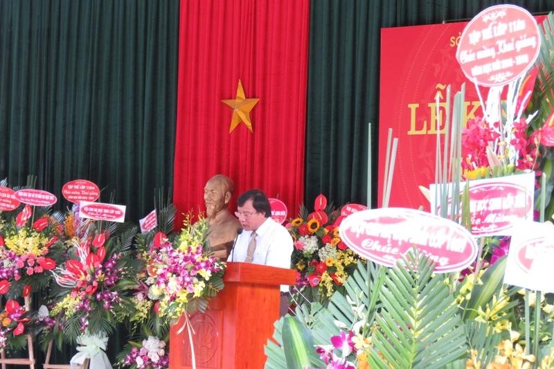 Lễ khai giảng năm học 2018-2019 http://c3thachban.edu.vn